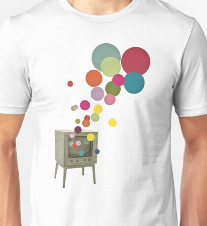 Colour Television Unisex T-Shirt