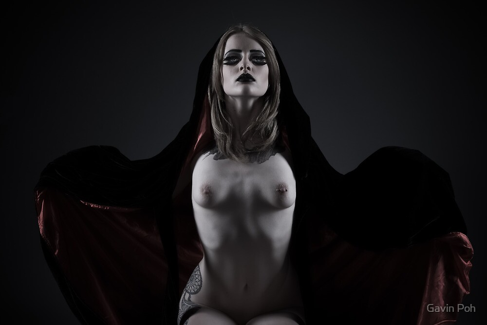 Project Nude - Vamp by Gavin Poh