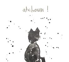 Atchoum ! by LeblancArtiste