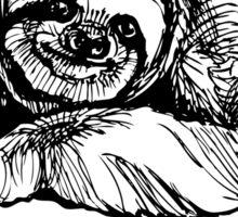 Happy sloth Sticker