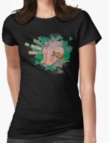 The Liberated Heart Womens Fitted T-Shirt