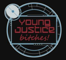 Young Justice Abridged Logo (Adult-Version) by DCAbridged