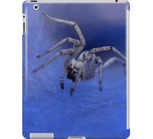 macro photography of a Spider  iPad Case/Skin