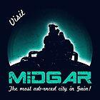 Visit Midgar by CXPStees