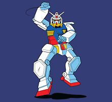 Gundam Style Womens Fitted T-Shirt