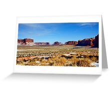 Once Upon a Time in Utah Greeting Card