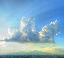 ©HCS Cumulus Castellanus I by OmarHernandez