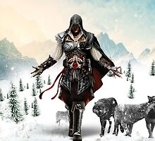 Assassin's Creed by mousegraphic