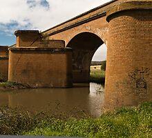Rail Viaduct Two by Werner Padarin