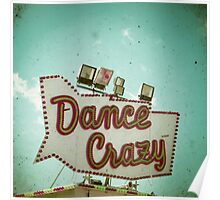Dance Crazy Poster