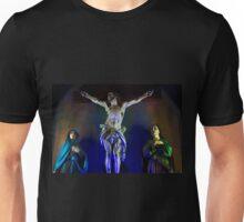 Jesus On The Cross - Azogues Unisex T-Shirt