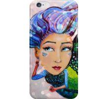 Anemone Nymph iPhone Case/Skin
