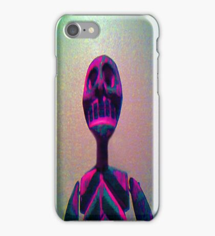Skull Dude iPhone Case/Skin