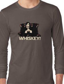 Snuff Box - Whiskey! Long Sleeve T-Shirt