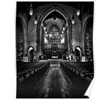 Metropolitan United Church 1 Toronto Canada Poster