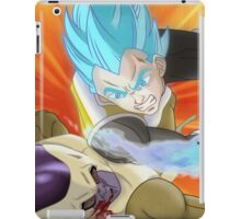 Vegeta SSJ God KO Frieza iPad Case/Skin