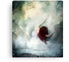 If Heaven Would Have Me Canvas Print