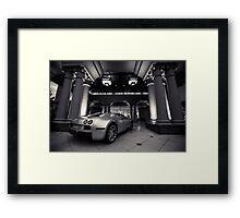 Bugatti Veyron Grandsport Framed Print