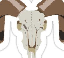 Skull 01 Sticker