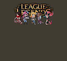LeagueOfLegendsChibi Unisex T-Shirt