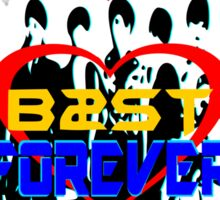 ㋡♥♫Love B2ST Forever Splendiferous Clothes & Stickers♪♥㋡ Sticker