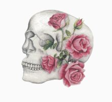 Rose Skull by Jess Fay