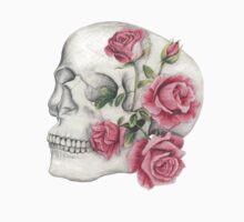 Rose Skull by Jess Fay
