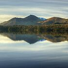 The Lake District..Derwentwater by Jamie  Green