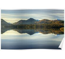 The Lake District..Derwentwater Poster