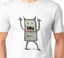 Crazed Mobile Unisex T-Shirt