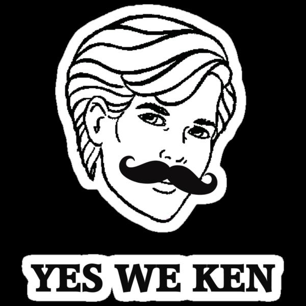 Yes We Ken by Danit Elgev