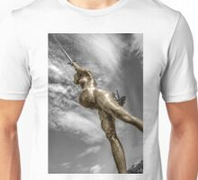Verity in Bronze  Unisex T-Shirt