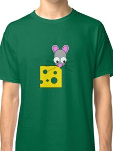 Hungry Mouse Classic T-Shirt