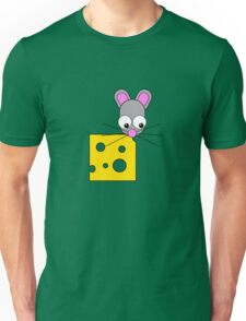 Hungry Mouse Unisex T-Shirt