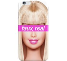 Faux Real iPhone Case/Skin