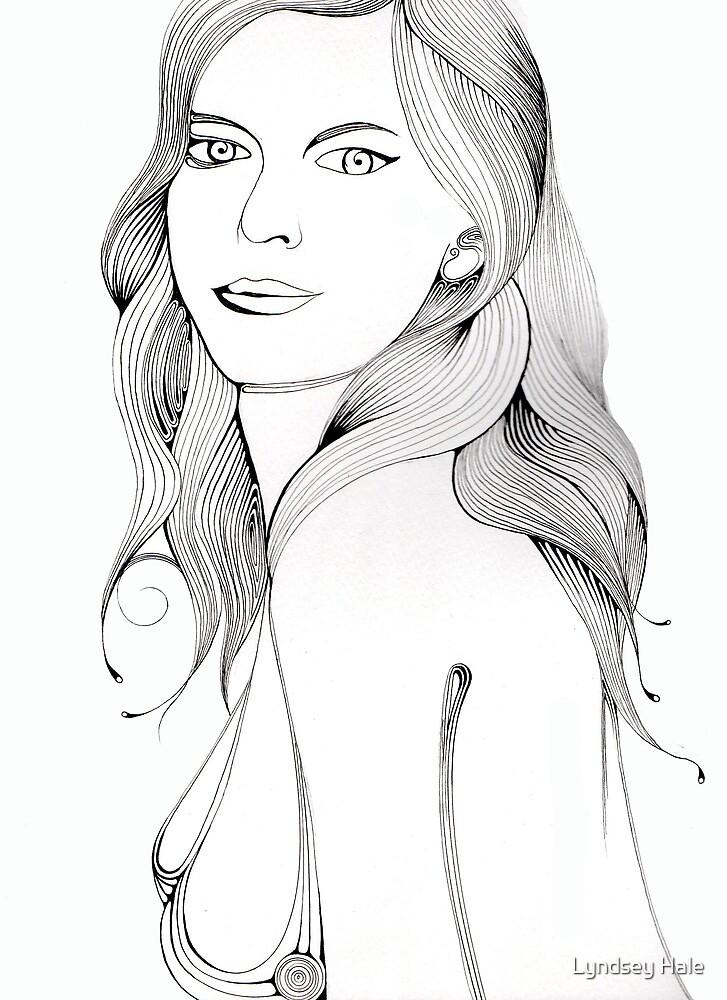 Nude 2 by Lyndsey Hale