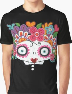 Catrina Skelly Graphic T-Shirt