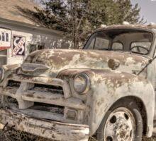 Tucumcari Tow Truck Sticker