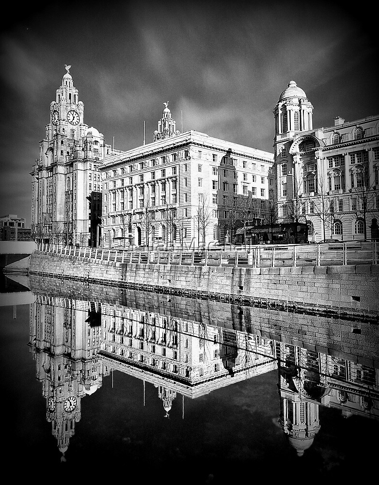 The Liver Building by Lilian Marshall