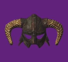Skyrim Helmet by superedu