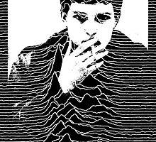 Ian Curtis by borstal