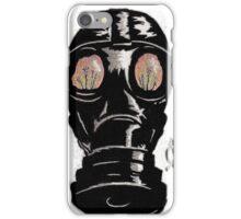 Masking the problem. iPhone Case/Skin