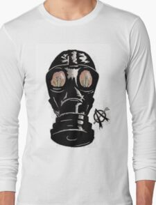 Masking the problem. Long Sleeve T-Shirt