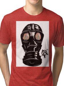 Masking the problem. Tri-blend T-Shirt