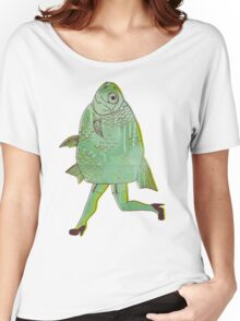 The Reverse Mermaid Women's Relaxed Fit T-Shirt