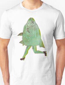 The Reverse Mermaid Unisex T-Shirt
