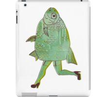 The Reverse Mermaid iPad Case/Skin