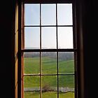 View from the Pry House, Sharpsburg, MD (Antietam) by Bine