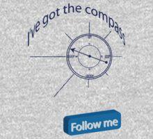 Compass One Piece - Short Sleeve