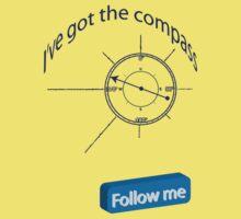 Compass Kids Tee
